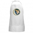 Over The Moon Chow Chow Barbeque Apron